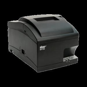 clover mini kitchen printer star micros sp742 transparent