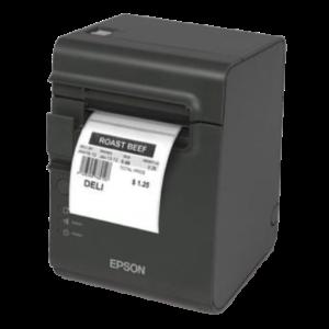 clover mini label printer epson tm l90 transparent